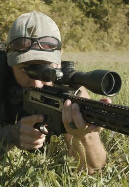 Blast-Camp-02-Warrior-man-holding-a-sniper-rifle